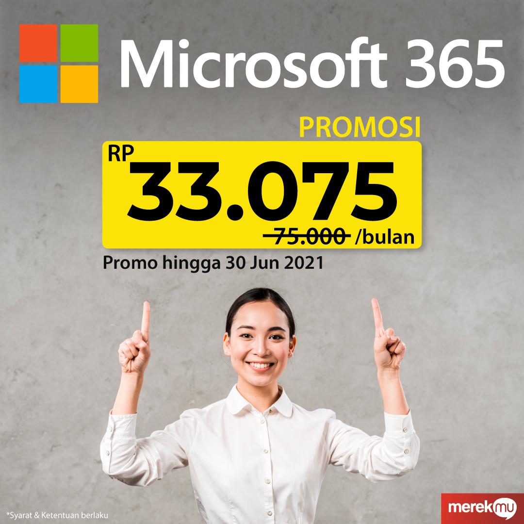 Microsoft 365 - 30 Jun 2021