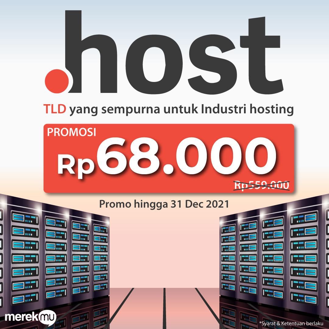 .host promo - 30 Dec 2021
