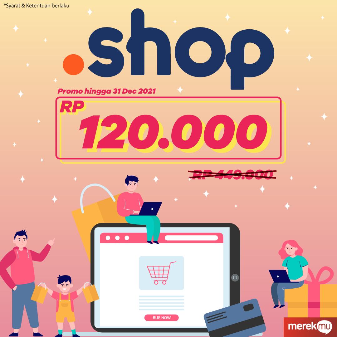 .shop promo - 31 Dec 2021