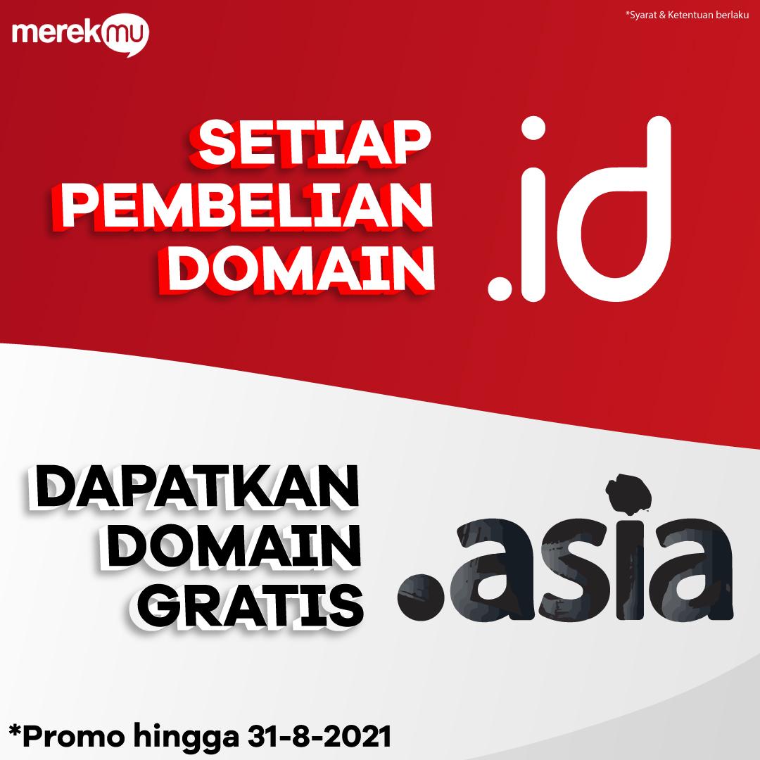 Beri .id Gratis .asia - 31 Aug 2021