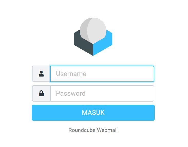 Membuat Akun Email dengan custom domain pada Panel Direct Admin