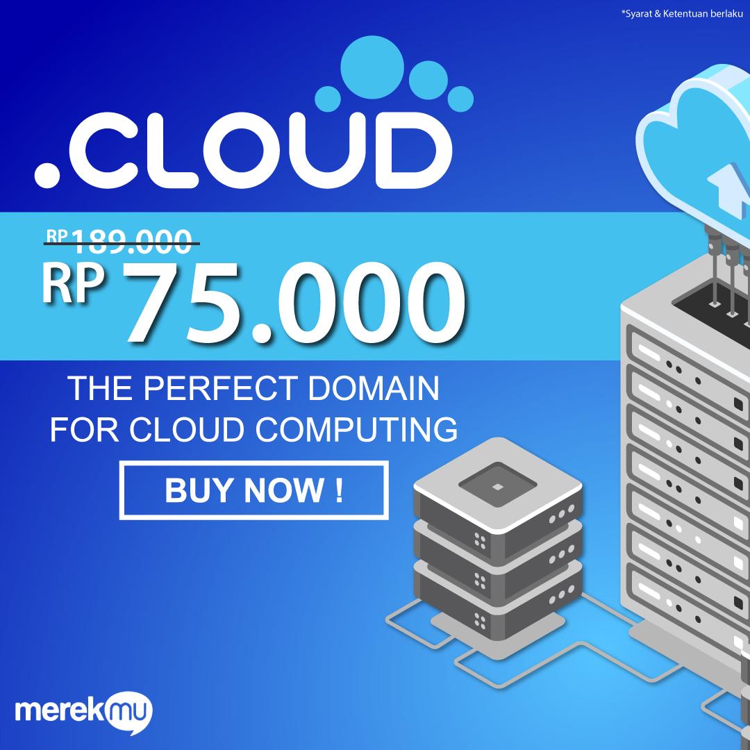 .cloud promo